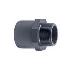 "Druk PVC Puntstuk ""1"" x 40/50mm"