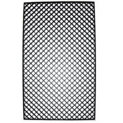 Filterroosters standaard zwart