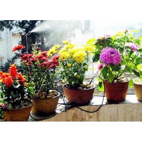 Planten Druppelaar Systeem