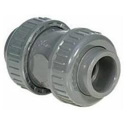PVC Terugslagklep 40mm