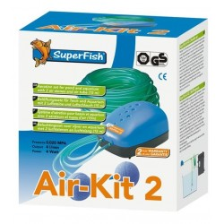 Superfish Air-kit 2 Luchtpomp set