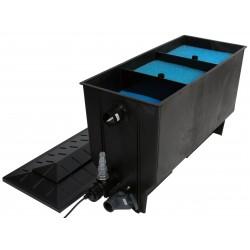 UV-C Budget 3 kamer filter 220 Ltr