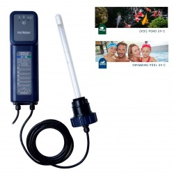Filtreau Dompel UV-C Module 40WATT Amalgaam (incl. urenteller)
