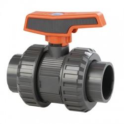 Cepex PVC Kogelkraan / Kogelafsluiter