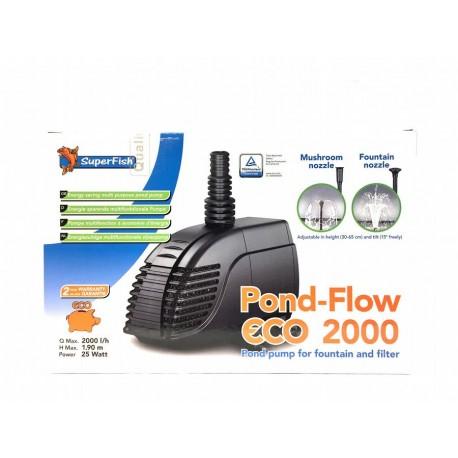 Vijverpomp Pond-Flow ECO 2000