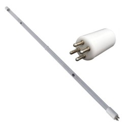 80 Watt Amalgaam UV-C Lamp  passend voor LightTech GPHVA600T5L/4P