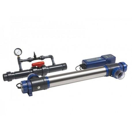 Zoutwater bestendig  Ozon en UV-C Systeem