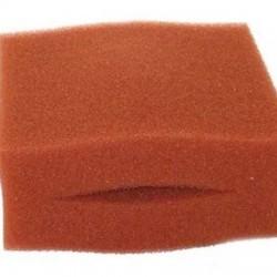 Vervangmousse filtersponzen fijn passend voor Oase 21 x 10 x 9 cm