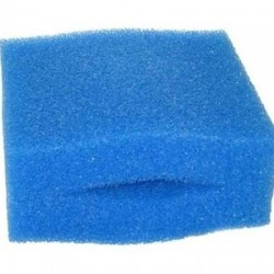 Vervangmousse filtersponzen Grof passend Oase 20 x 18 x 8 cm