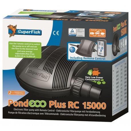Superfish Pond ECO ( remote control ) Vijverpomp