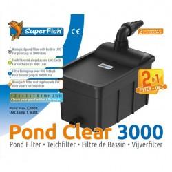 Pondclear 3000 Vijverfilter Incl. 5 Watt UV-C