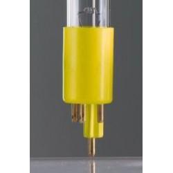 75 watt Ozon & UV-C Lamp  ( Geel voetje  )